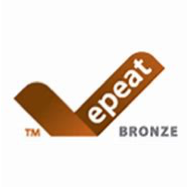 epeat bronze logo
